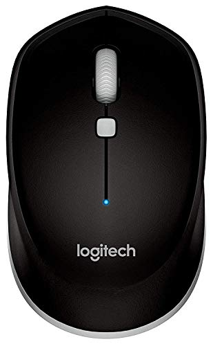Logitech M535 Bluetooth Mouse – Compact Wireless Mouse with 10 Month Battery Life works with any...