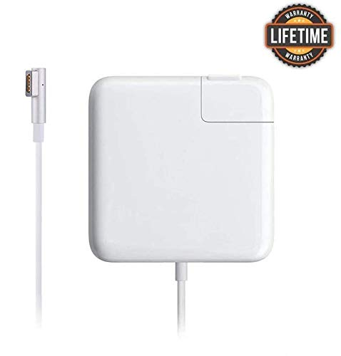 Mac Book Pro Charger, 60W Magsafe 1 Power Adapter L-Tip Magnetic Connector Charger, for Mac Book Pro...