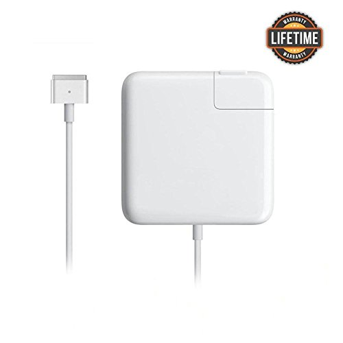 MacBook Air Charger, 45w T-Type Magsafe2 Replacement Power Adapter for Mac Book Air 11-inch & 13...