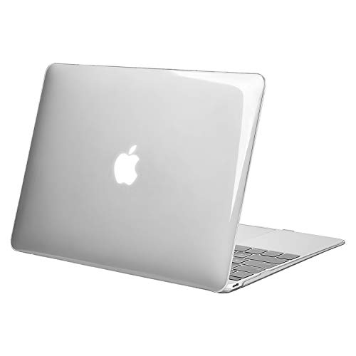 MOSISO Plastic Hard Shell Case Cover Compatible with MacBook 12 Inch with Retina Display (Model...