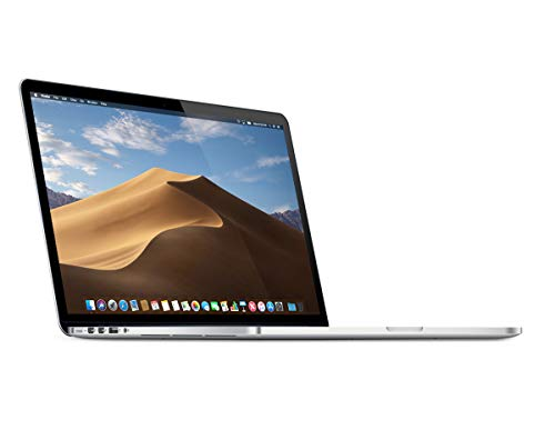 Apple MacBook Pro 15in Core i7 2.5GHz Retina (MGXC2LL/A), 16GB Memory, 512GB Solid State Drive...