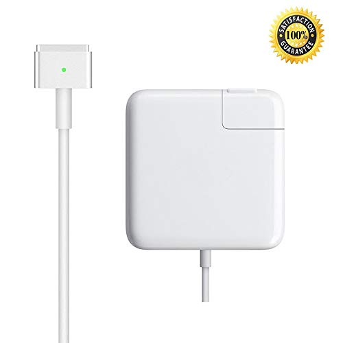 Mac Book Pro Charger, AC 60W Magsafe 2 T-Tip Power Adapter Charger Replacement for MacBook Pro 13...
