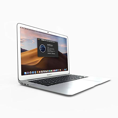 Apple MacBook Air 11in Core i7, 1.7GHz (MF067LL/A), 8GB Memory, 256GB Solid State Drive (Renewed)