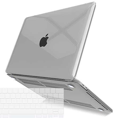 IBENZER MacBook Pro 13 Inch Case 2019 2018 2017 2016 A2159 A1989 A1706 A1708, Hard Shell Case with...