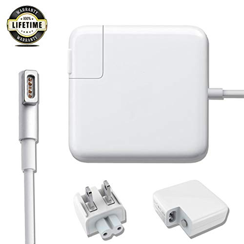 Mac Book Pro Charger, Replacement 85W L-Tip Power Adapter Magsafe Compatible for MacBook Pro 15-Inch...