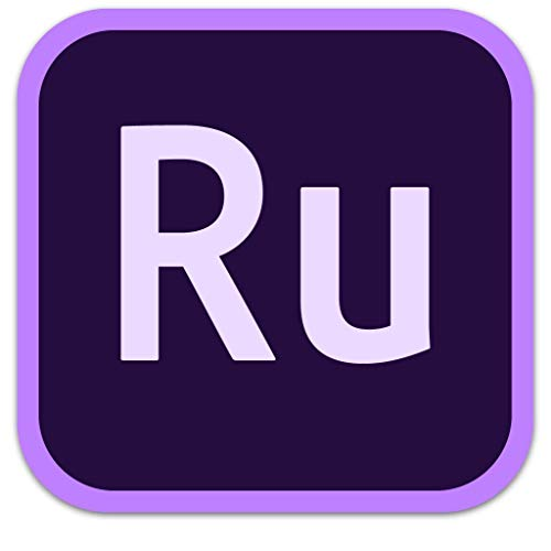 Adobe Premiere Rush | Video editing software, mobile & desktop | 12-month Subscription with...