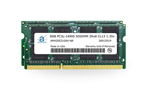 Adamanta 16GB (2x8GB) Apple Memory Upgrade Compatible with Late 2015 iMac 27' Retina 5K Display...