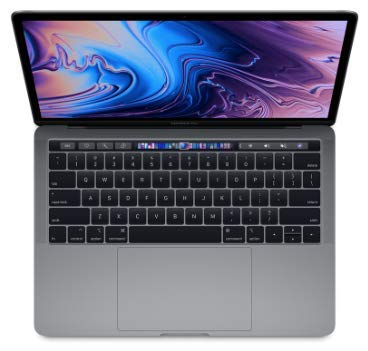 Apple MacBook Pro (13' Retina, Touch Bar, 2.8GHz Quad-core Intel Core i7, 16GB RAM, 1TB SSD) - Space...