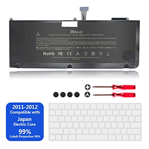 A1382 Laptop Battery for Apple MacBook Pro A1286 15 inch [EMC Number:2353-1, 2563,2556] Only for...