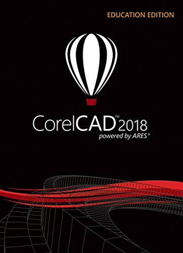 CorelCAD 2018 Design and Drafting Software for PC/Mac - Education Edition