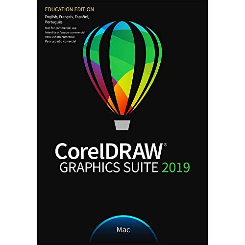 CorelDraw Graphics Suite 2019 Education Edition for MacOS
