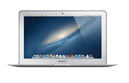 Apple MacBook Air MD711LL/B 11.6in Widescreen LED Backlit HD Laptop, Intel Dual-Core i5 up to...