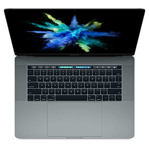 Apple MacBook Pro MLH42LL/A 15-inch Laptop with Touch Bar, 2.9GHz Quad-core Intel Core i7, 16GB...