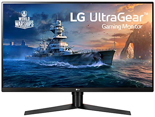LG 32GK650F-B 32' QHD Gaming Monitor with 144Hz Refresh Rate and Radeon FreeSync Technology