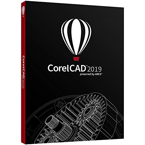 CorelCAD 2019 Design and Drafting Software for PC/Mac [Old Version]