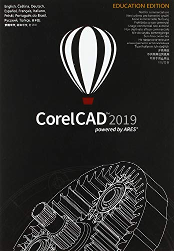 CorelCAD 2019 Design and Drafting Software for PC/Mac - Education Edition