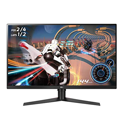 LG Electronics Gaming 32-Inch Screen Led-Lit Monitor (32GK650G-B)