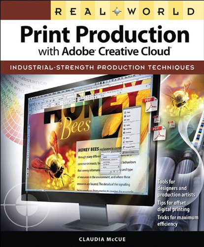 Real World Print Production with Adobe Creative Cloud (Graphic Design & Visual Communication...