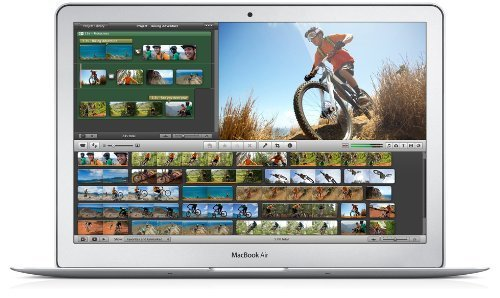 Apple MacBook Air MD761LL/A 13.3-Inch Laptop (OLD VERSION) (Renewed)