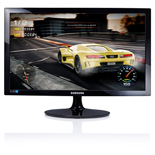 Samsung 330 Series 24 inch FHD 1920x1080 Desktop Monitor for Business, 1 ms response, HDMI, VGA,...
