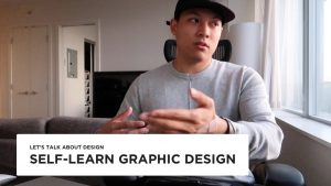 Self taught graphic designer – Complete study guide in 7 steps