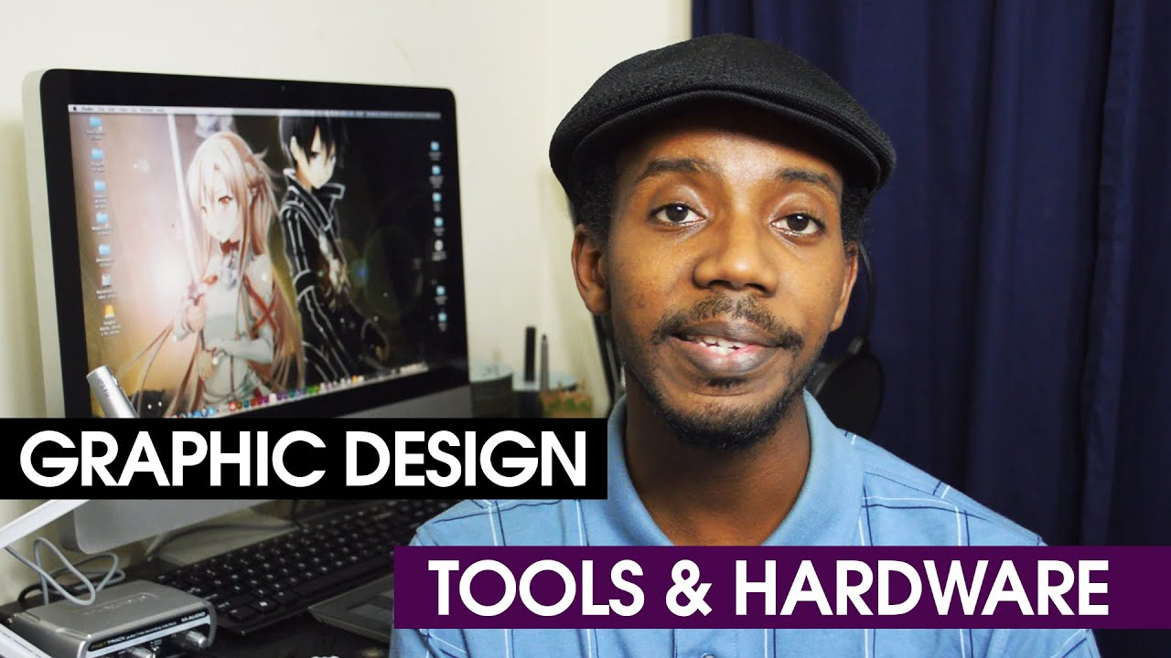 Best Graphic Design Tools and Hardware