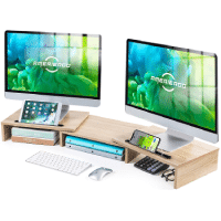 Read more about the article Dual Monitor Stands – Risers